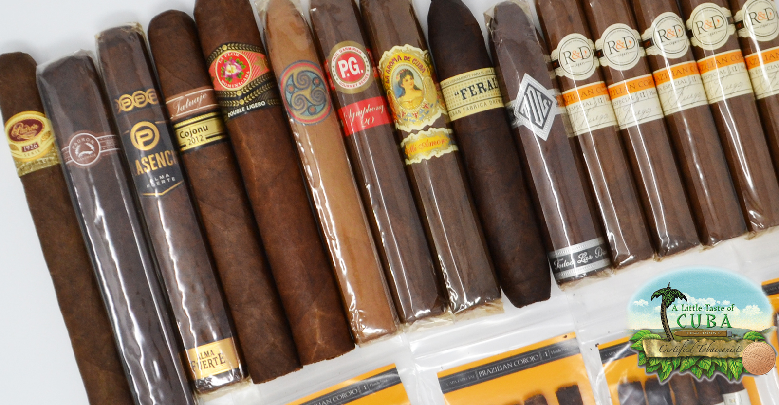 Any 10 Or More Cigars Gets 20% Discount